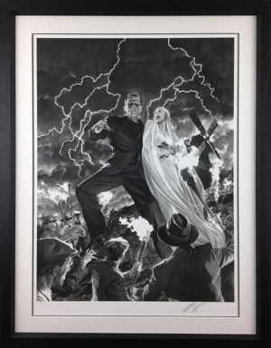 Frankenstein - Alex Ross