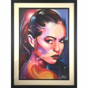 From The Stars Framed - Mr Cenz